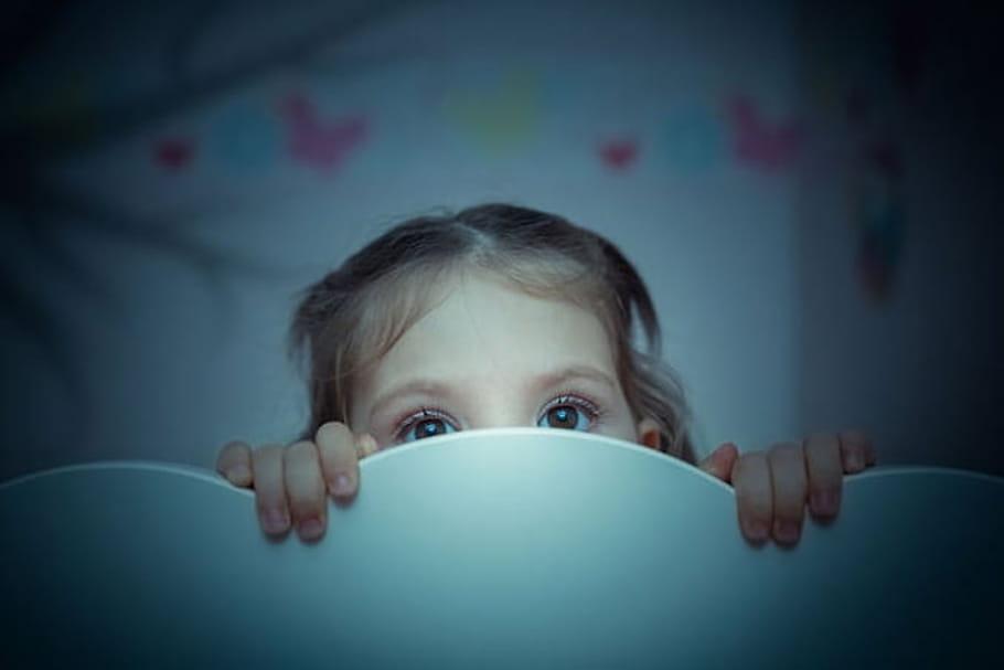 Mon enfant fait des terreurs nocturnes, comment le rassurer?