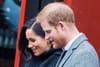 Meghan et Harry parentsde Archie Harrison Mountbatten