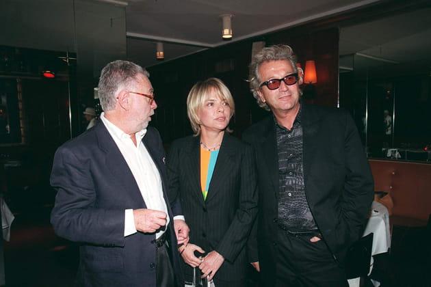 France Gall et Luc Plamandon