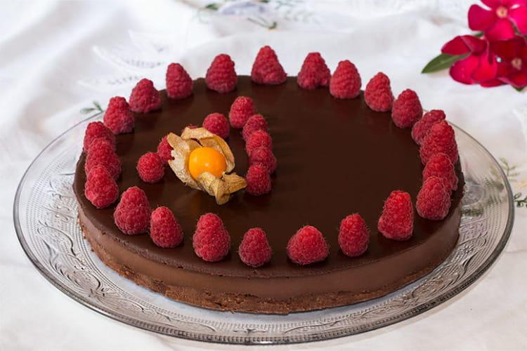 Entremets tout chocolat façon Pierre Hermé