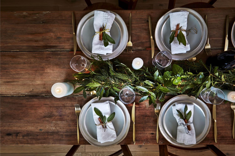 Un centre de table végétal pour épater vos invités