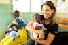 Laury Thilleman, douce ambassadrice UNICEF FRANCE au Kenya [PHOTOS]