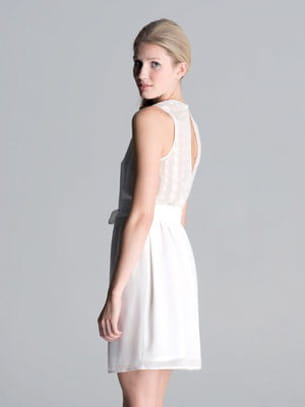 Robe Blanche Sud Express