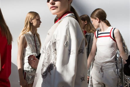 Moncler Gamme Rouge (Backstage) - photo 16