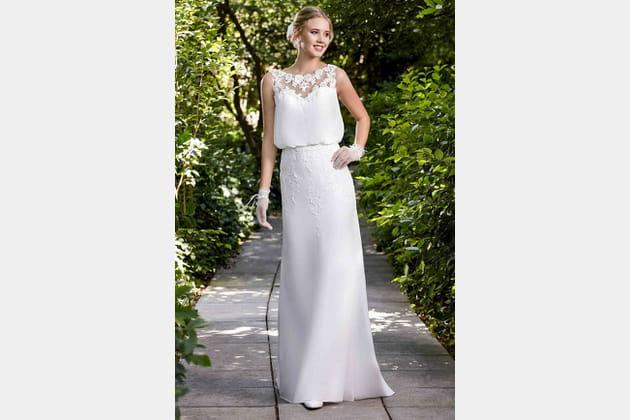 Robe de mariée Anna de Point Mariage