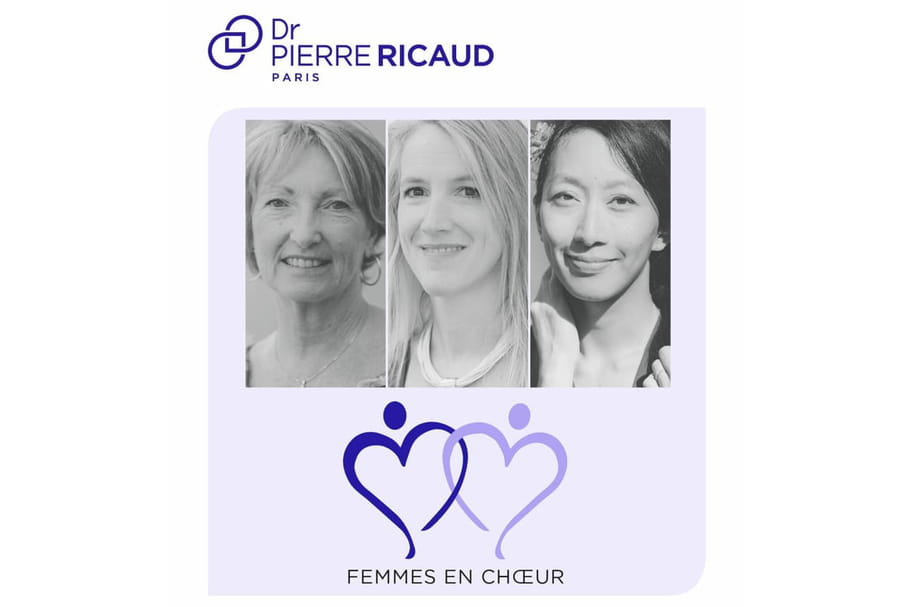 Dr Pierre Ricaud lance la 2ème édition du Prix Femmes en Chœur
