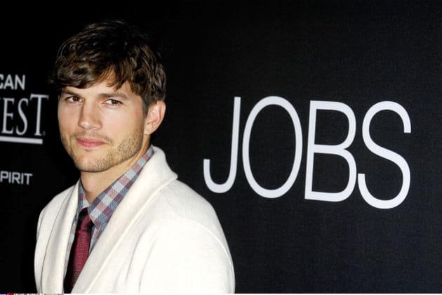Ashton Kutcher, papa séduisant