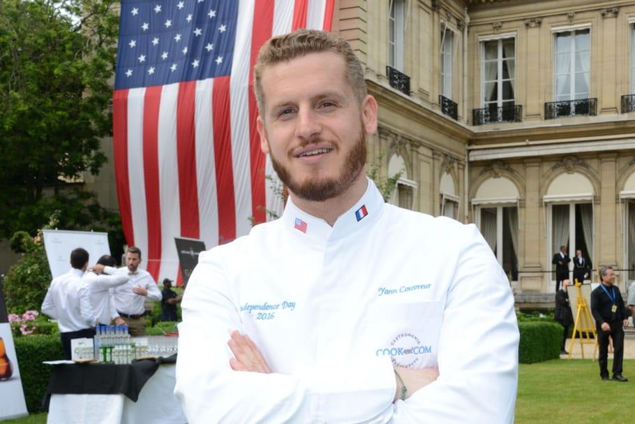 Yann Couvreur, le goût de la pâtisserie