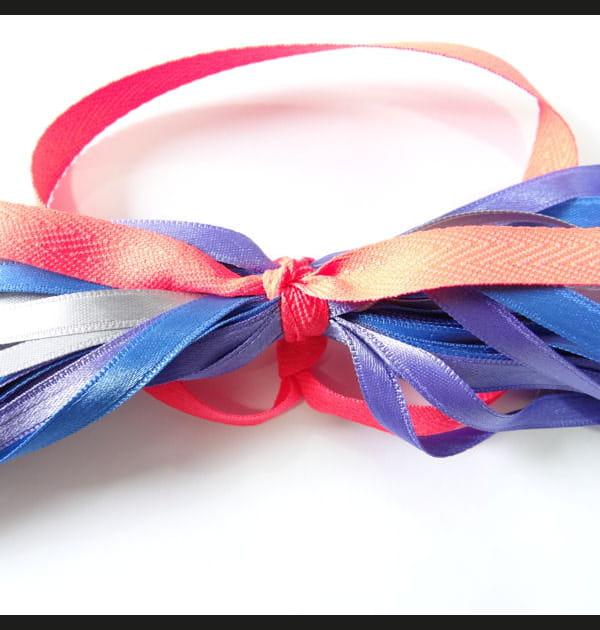 Etape 4: faire un double noeud