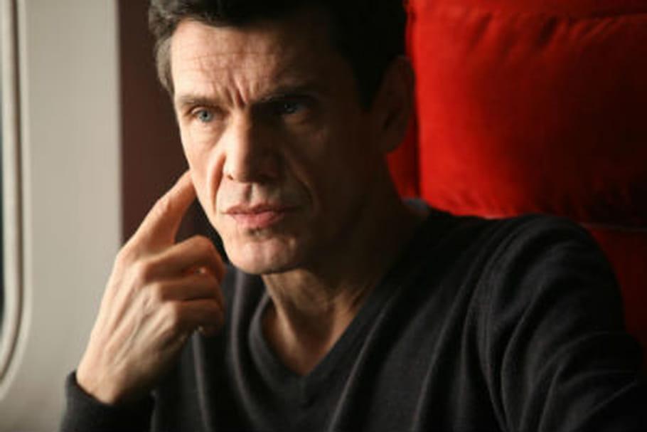 Interview Marc Lavoine