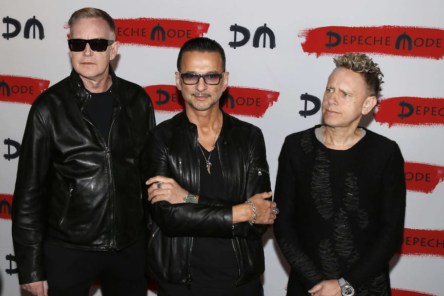 "Depeche Mode: leur album ""Spirit"" disponible"