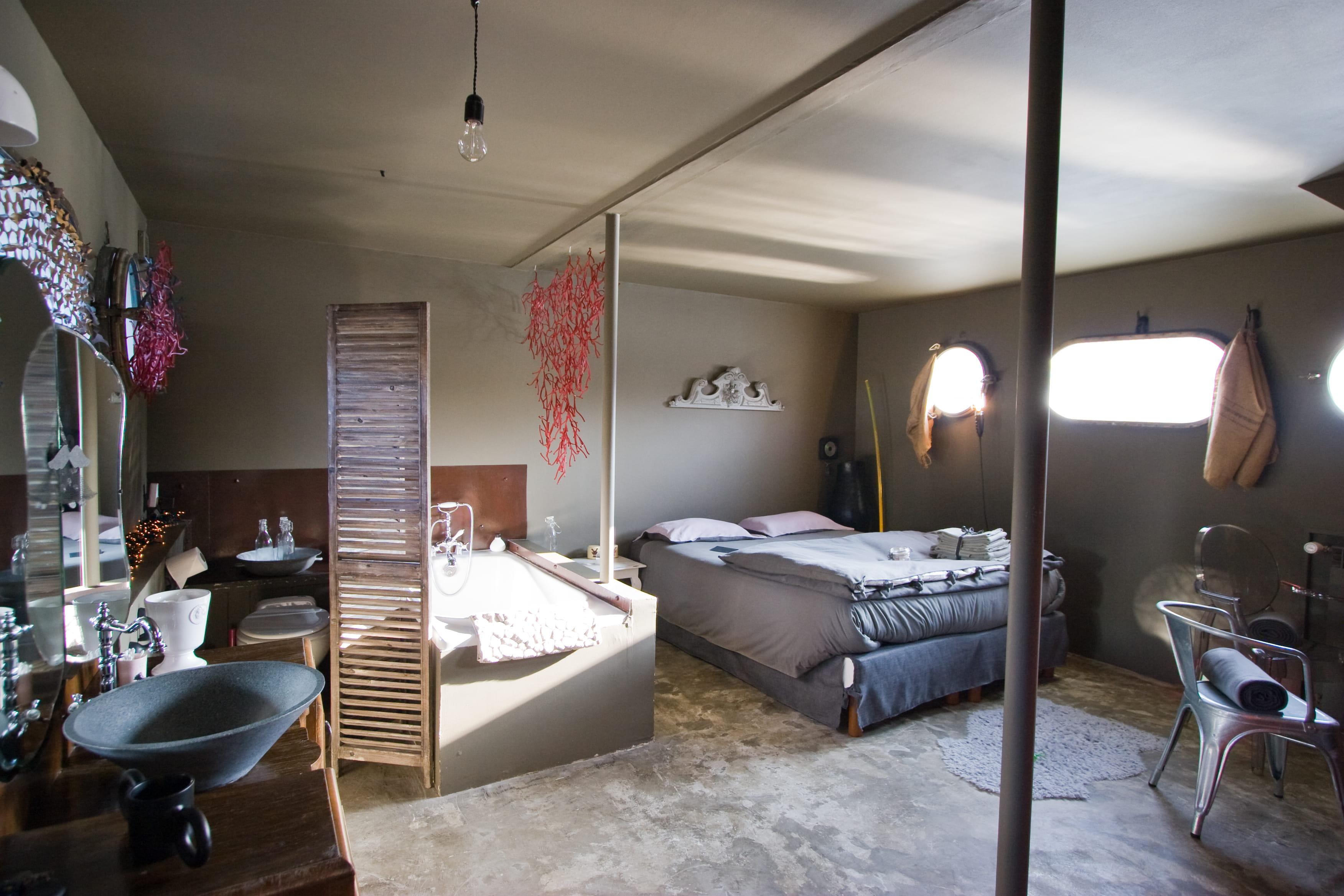 10 trucs pour relooker sa salle de bains sans se ruiner - Paravent Salle De Bain