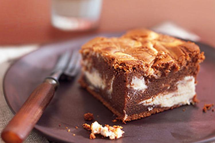 Brownies au Chocolat Milka®