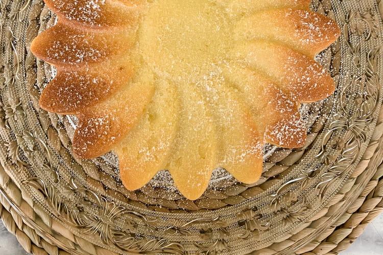 Gâteau au lait chaud hyper moelleux