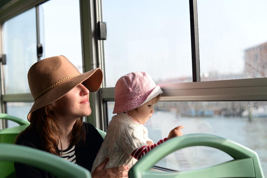 Voyager en car avec des enfants : nos astuces