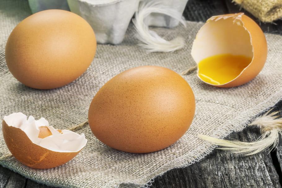 Comment colorer naturellement la coquille des œufs durs?