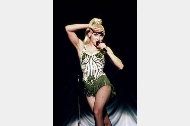 Madonna le 7mars 2003