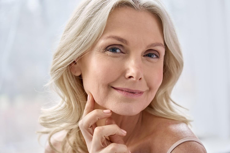 Comment avoir une belle peau pendant la ménopause?