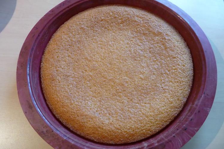 Gâteau rapide aux blancs d'oeuf