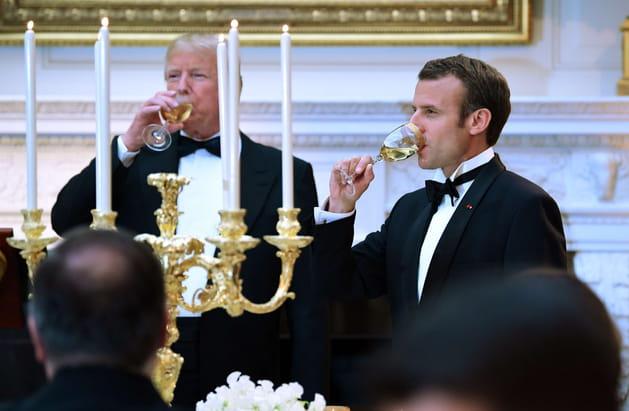 Alors, ce vin américain?