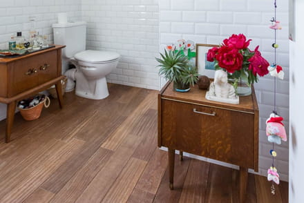 Déco WC : idées d\'aménagement pour les toilettes