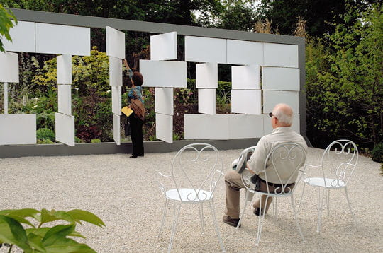 Jardin fragmentaire
