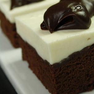 fondant aux trois chocolats