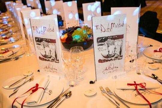 Stars, Food & Art au Sofitel Legend The Grand d'Amsterdam: un dîner de Maîtres
