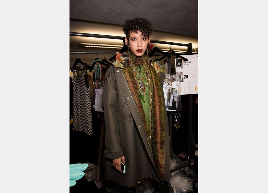Jean Paul Gaultier (Backstage) - photo 24