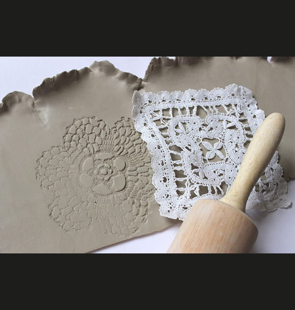 Etape 3: créer le motif dentelle