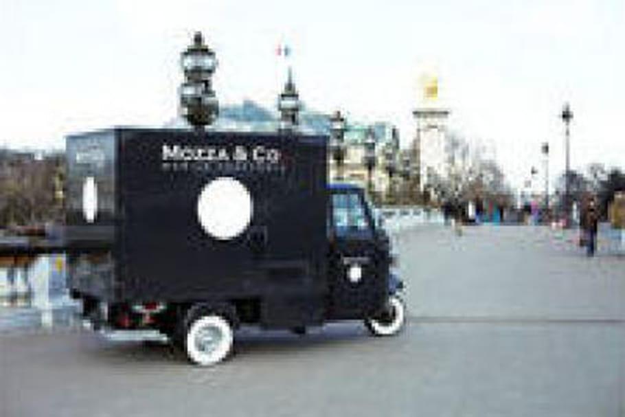 Mozza & Co: la mozza mobile qui sillonne Paris