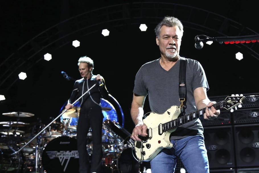 Le guitariste légendaire Eddie Van Halen est décédé