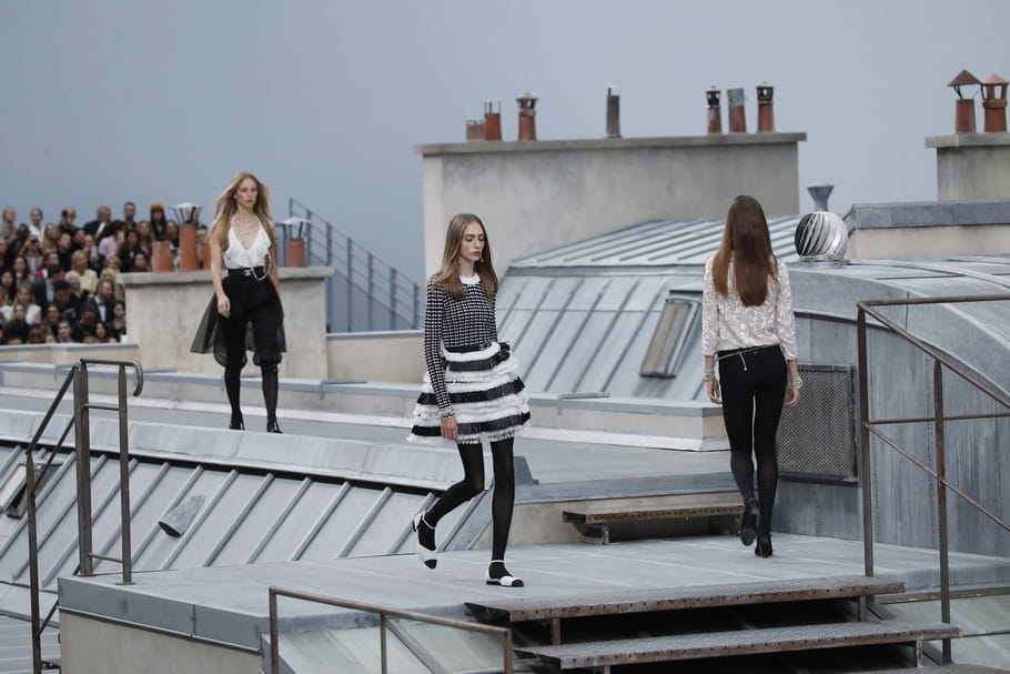 Fashion week de Paris : clap de fin avec Louis Vuitton et Chanel
