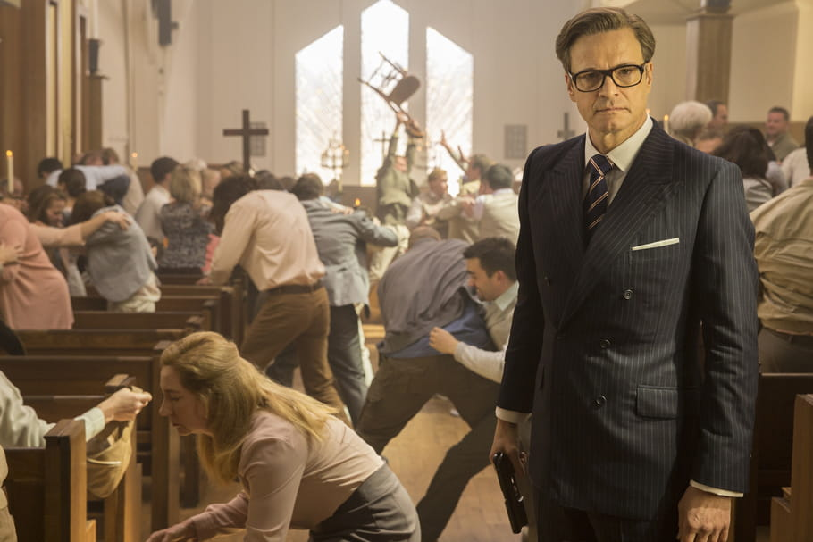 Kingsman : services secrets, mission accomplie