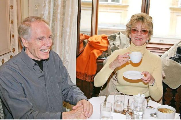 Jane Fonda et Lynden Gillis