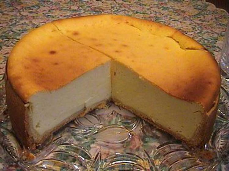 Recette De Tarte Alsacienne Au Fromage Blanc La Recette Facile