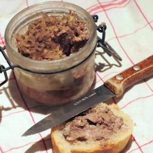 pâté de porc au pineau
