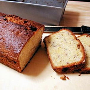 cake aux noix, gingembre et coings