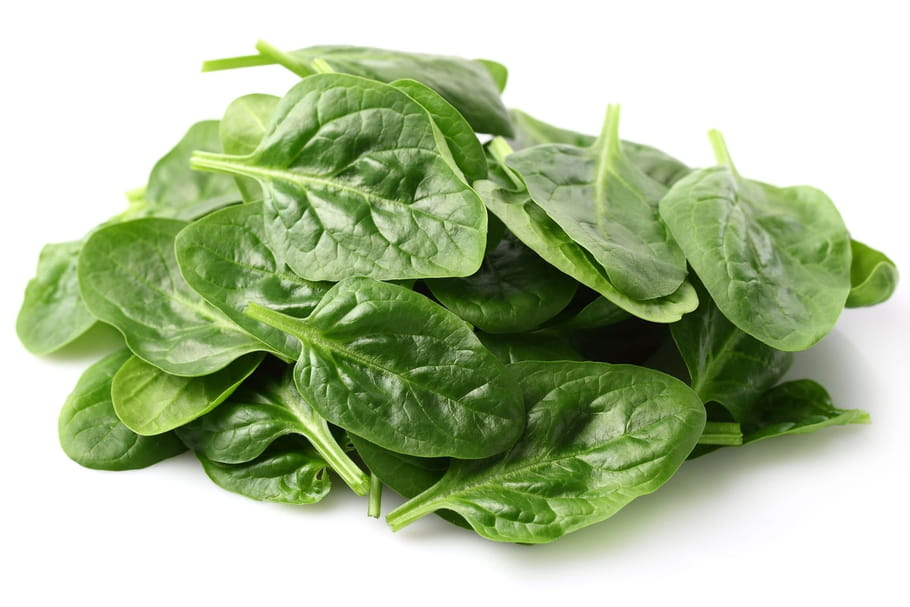 Everything about spinach: choosing it, cooking it, storing it ...
