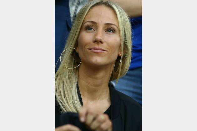 Sandra Evra, épouse de Patrice Evra