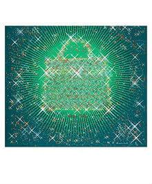 fe2bafab6b36 ce foulard de la collection 2011 représente parfaitement deux icônes de la