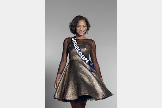 Miss Guadeloupe - Morgane Theresine