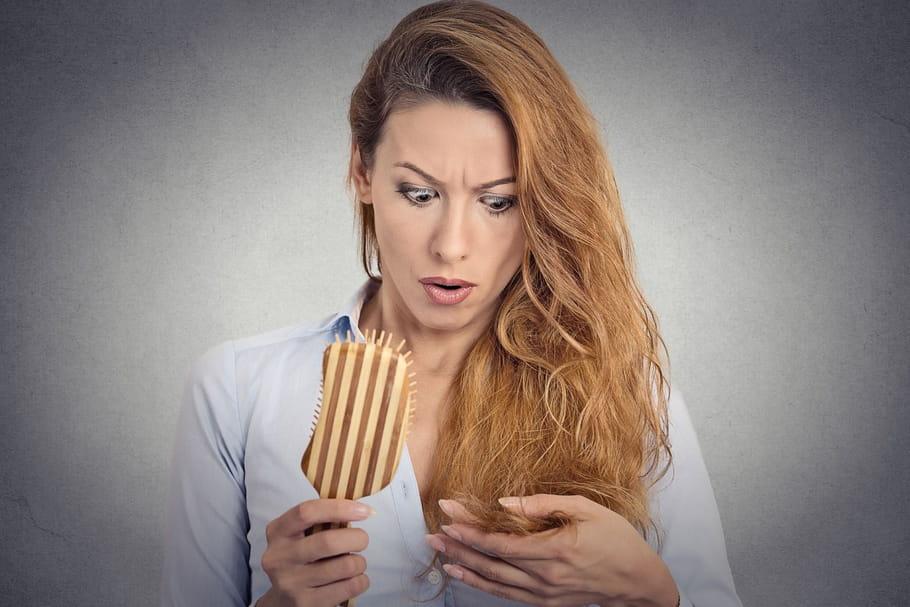 Chutes de cheveux: 5solutions naturelles