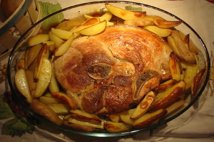 Rouelle de porc : la meilleure recette