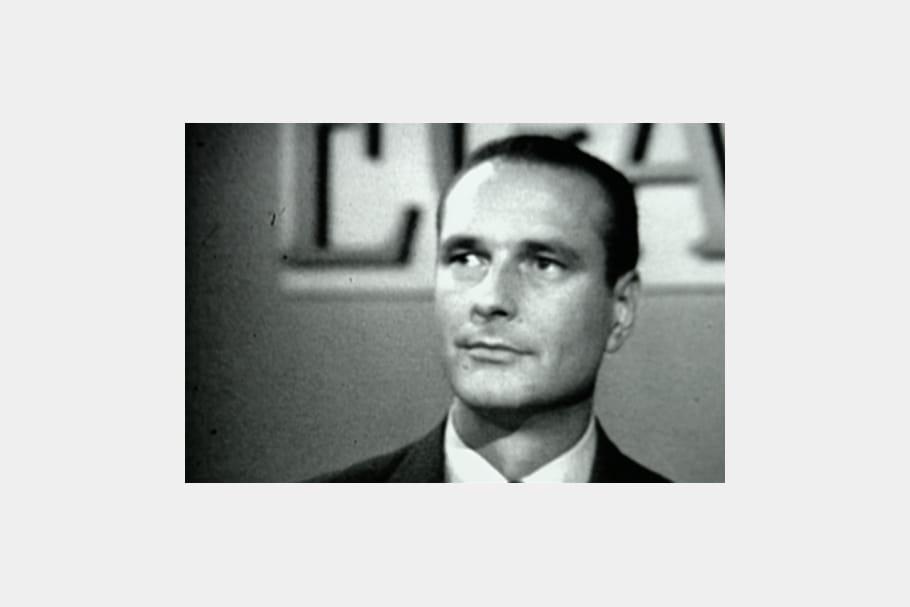 Jacques Chirac : Haut fonctionnaire