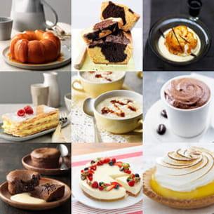 les desserts incontournables