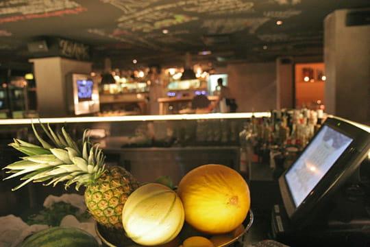 L'island bar