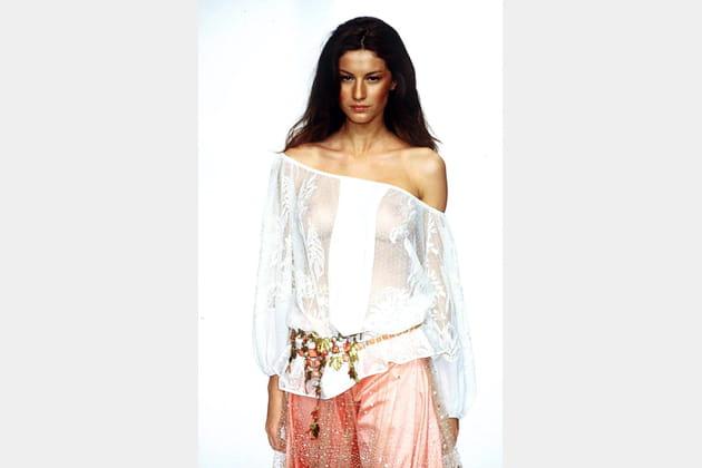 Gisele Bundchen le 15juin 1998