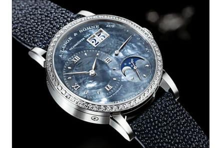 Les secrets de la montre Phases de lune deA.Lange&Söhne