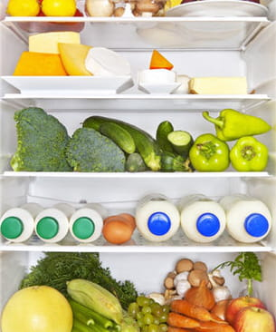 pour retrouver la forme, remplissez votre frigo !